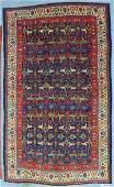 Fine Antique Garrus Bidjar Carpet, Persia: 11'1'' x