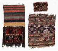 3 Antique Persian Trappings