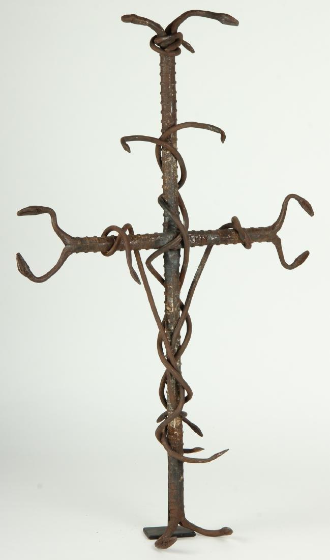 School of Liautaud (Haitian) Snake Cross