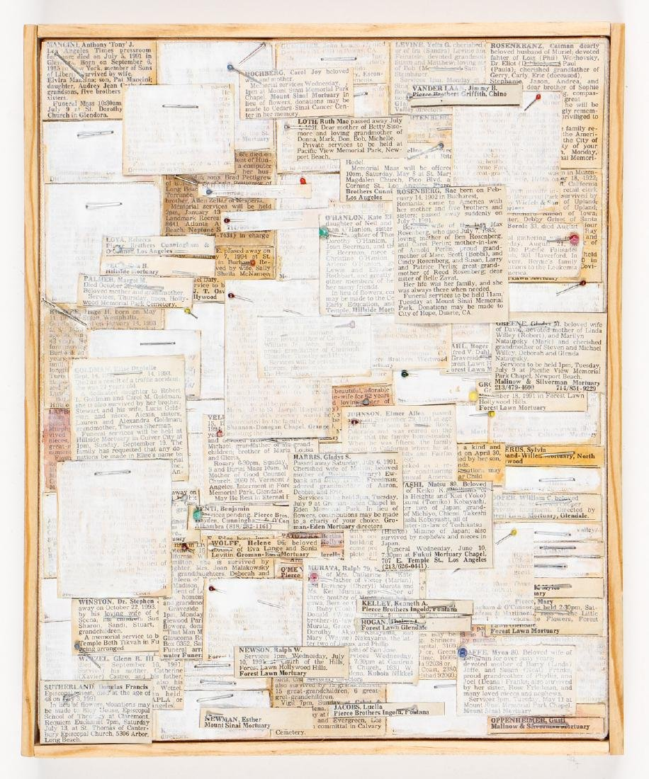 Kevin Miller (American, 20th c) Untitled - 2