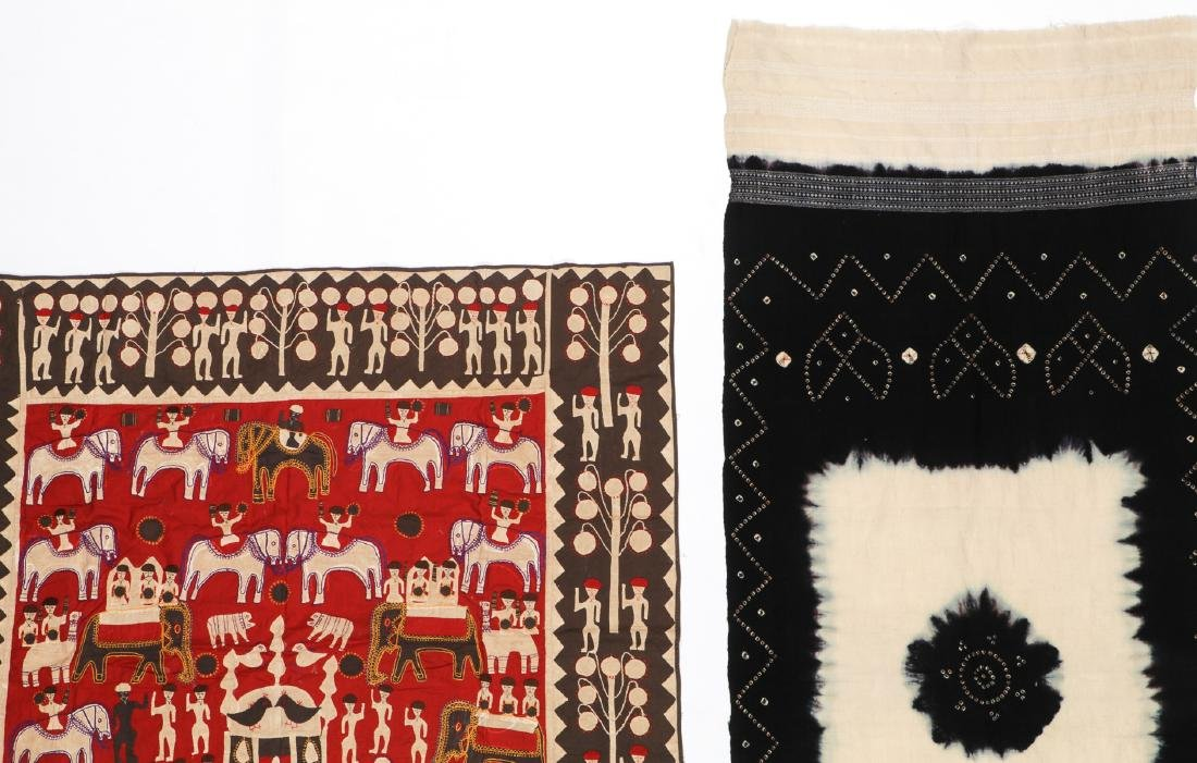 2 Indian Textiles: Kanduri and Bandhani - 4