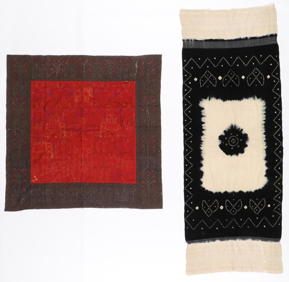 2 Indian Textiles: Kanduri and Bandhani - 5
