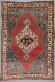 Antique Bakshaish Rug, Persia: 9'6'' x 14'4''