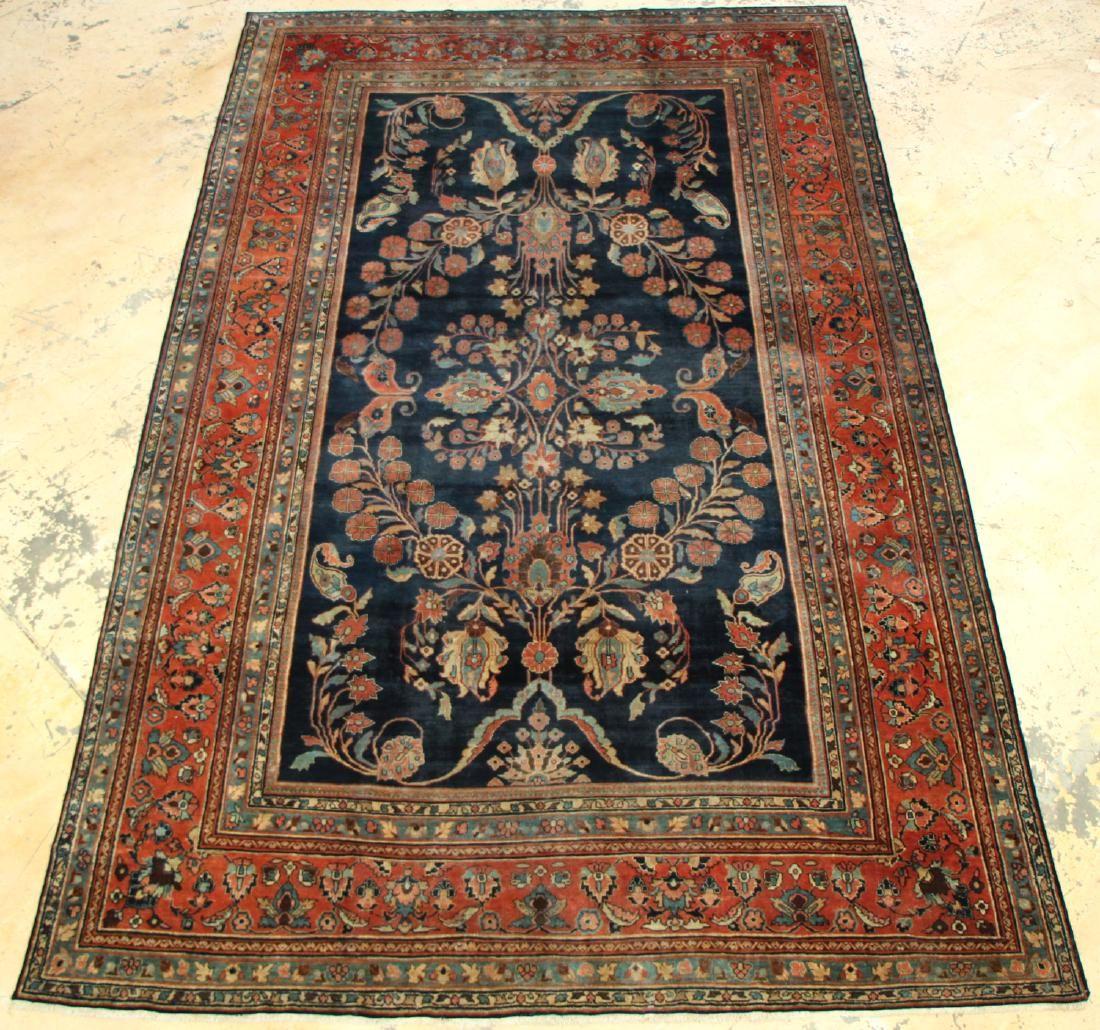 Antique Sultanabad Rug: 10'4'' x 16'11''