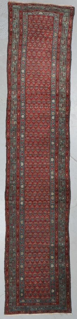 Antique Northwest Persian Rug, Persia: 3'6'' x 15'10''