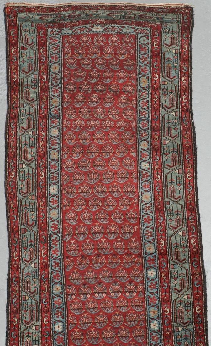 Antique Northwest Persian Rug, Persia: 3'6'' x 15'10'' - 3