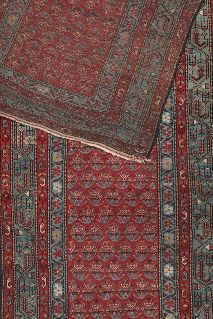 Antique Northwest Persian Rug, Persia: 3'6'' x 15'10'' - 4