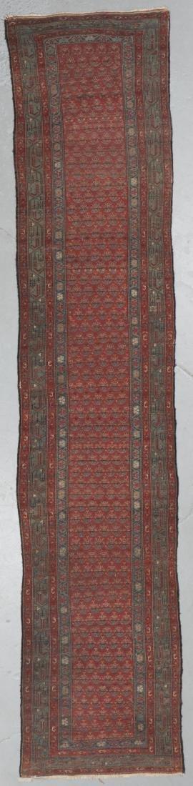Antique Northwest Persian Rug, Persia: 3'6'' x 15'10'' - 6