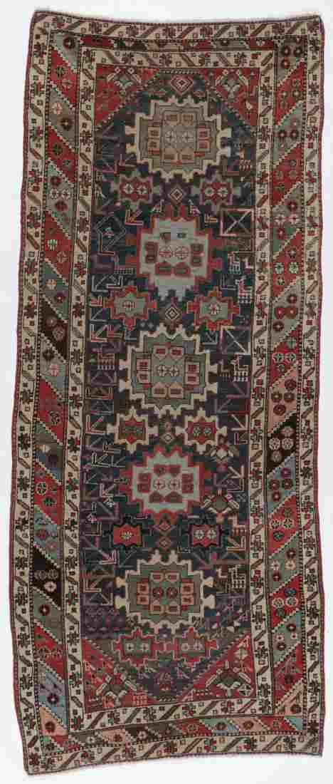Antique Northwest Persian Rug, Persia: 4'3'' x 10'2''