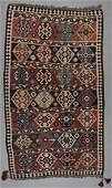 Antique Shahsavan Kilim, Persia: 6'4'' x 10'11''