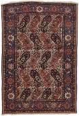 Antique Malayer Rug Persia 45 x 67