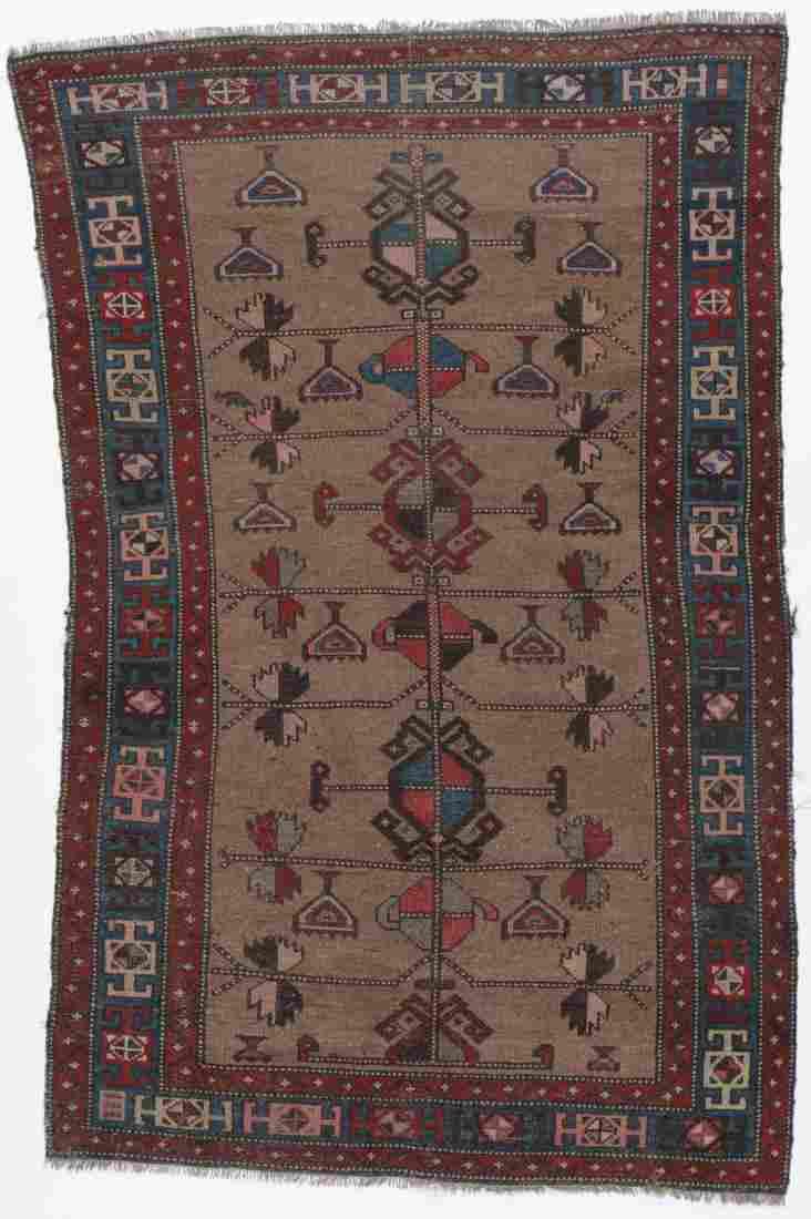 Antique Northwest Persian Rug: 3'10'' x 6'0''