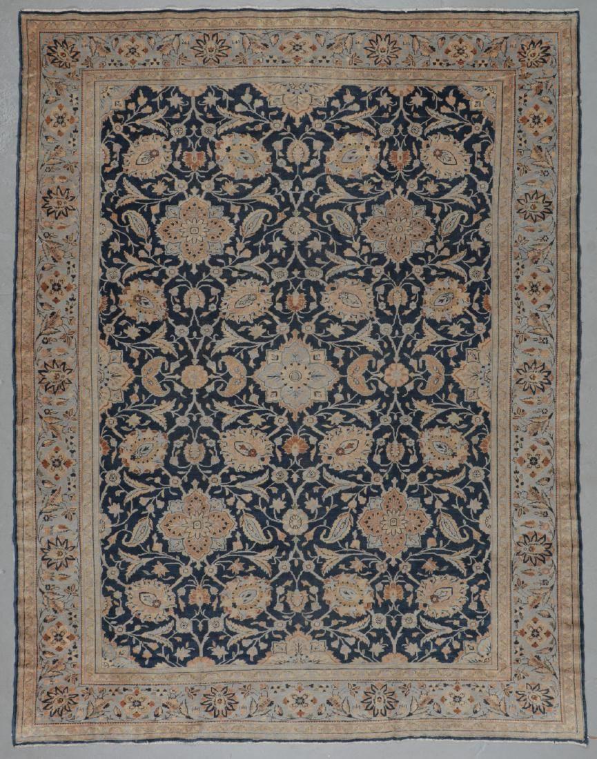 Antique Mahal Rug, Persia: 9'10'' x 12'8''