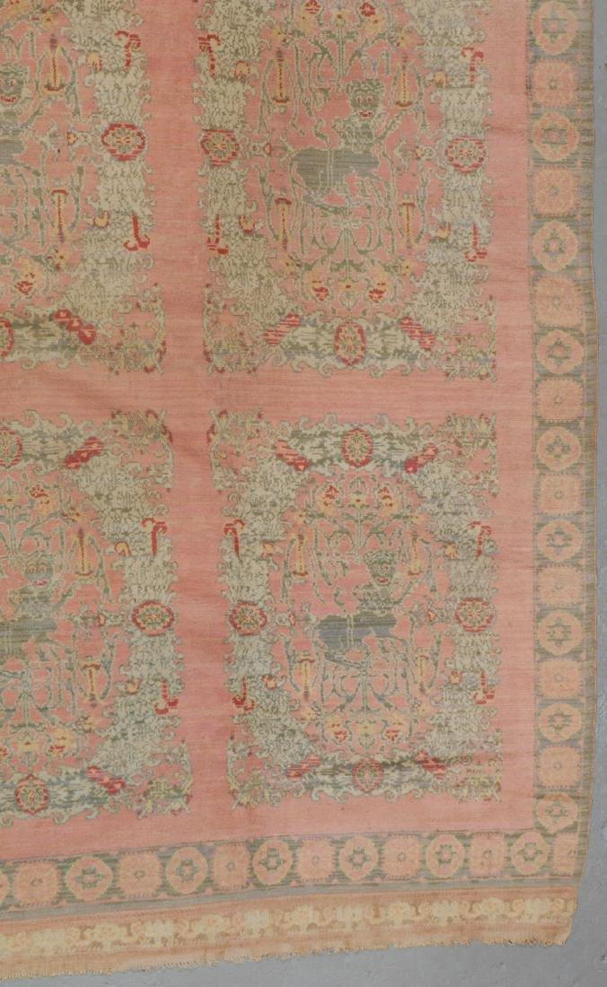 Antique Spanish Rug, Spain: 9'10'' x 14'3'' - 3