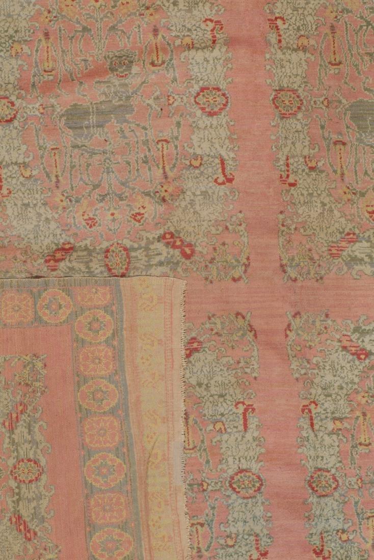 Antique Spanish Rug, Spain: 9'10'' x 14'3'' - 4