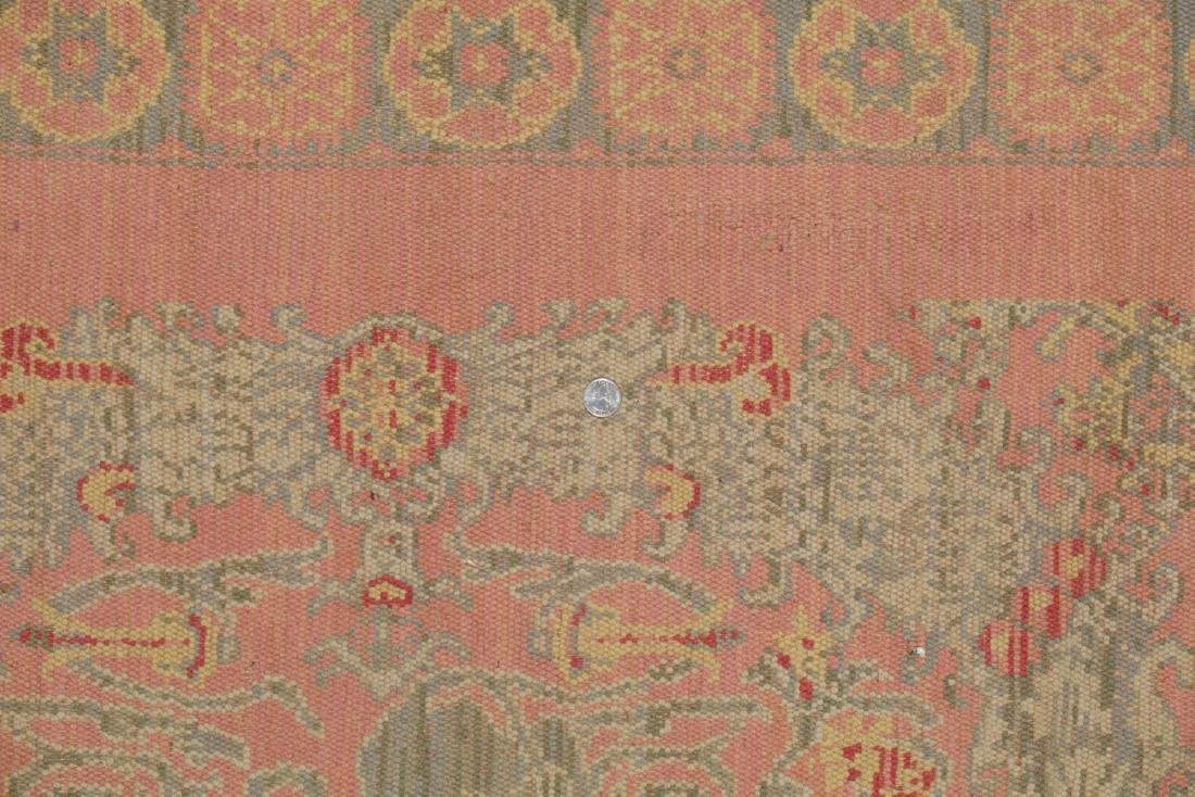 Antique Spanish Rug, Spain: 9'10'' x 14'3'' - 5