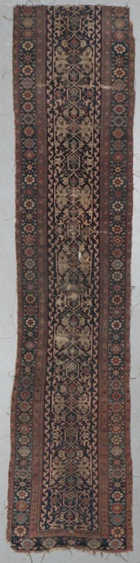 Antique Northwest Persian Rug, Persia: 3'2'' x 14'2''