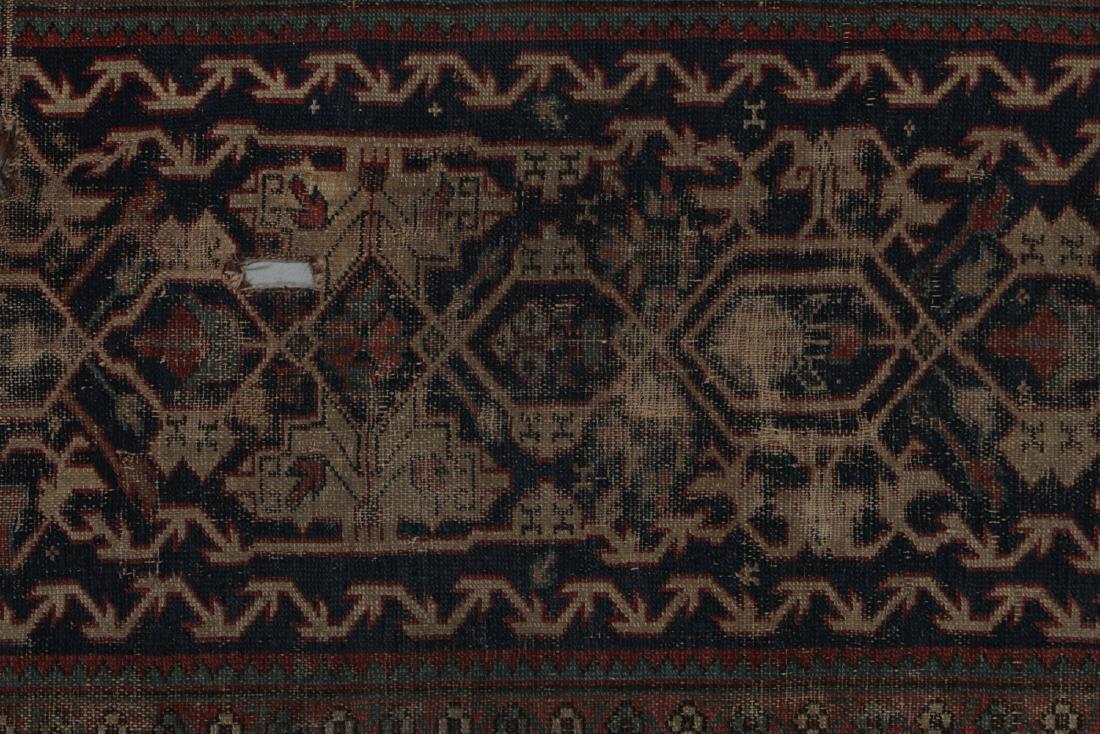 Antique Northwest Persian Rug, Persia: 3'2'' x 14'2'' - 2