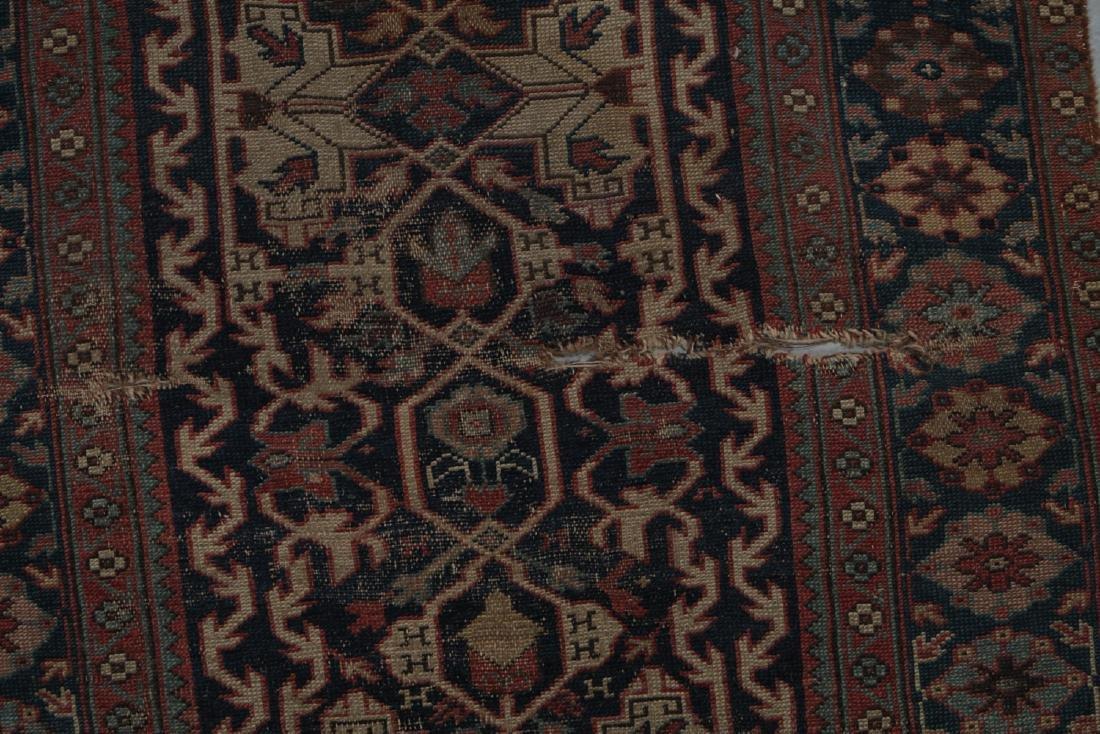 Antique Northwest Persian Rug, Persia: 3'2'' x 14'2'' - 4