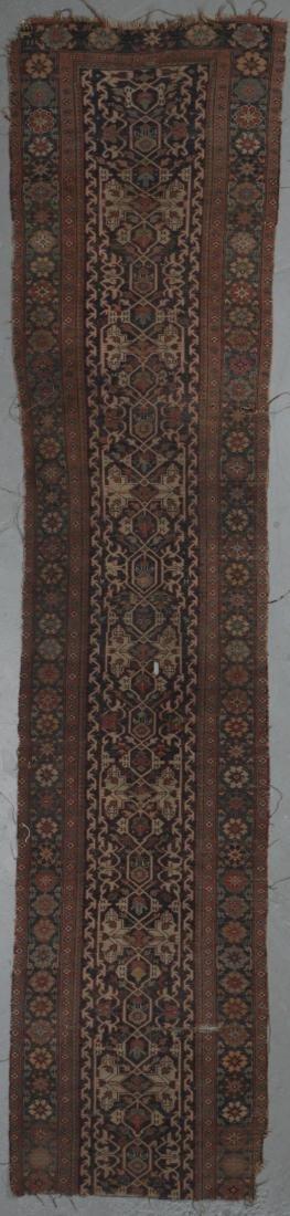 Antique Northwest Persian Rug, Persia: 3'2'' x 14'2'' - 8