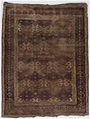 Antique Agra Rug India 61 x 710