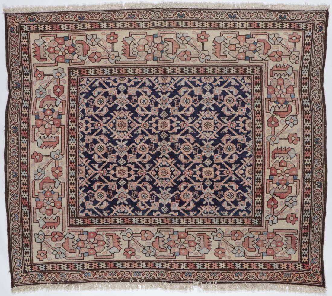 Antique Malayer Rug, Persia: 6'11'' x 5'11''