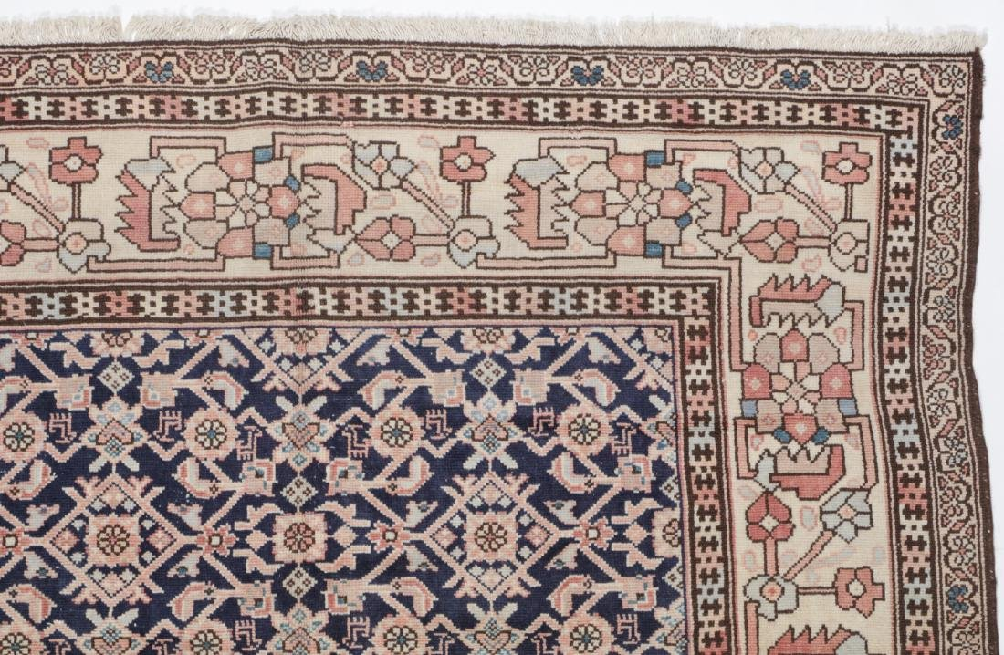 Antique Malayer Rug, Persia: 6'11'' x 5'11'' - 3