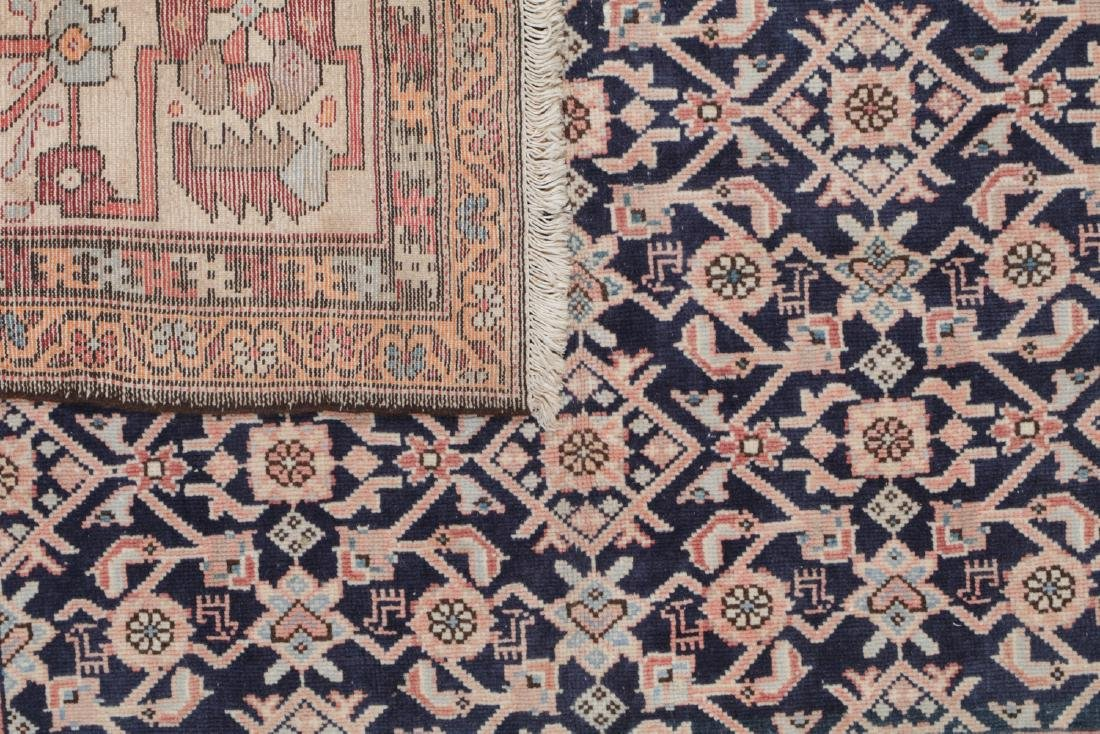 Antique Malayer Rug, Persia: 6'11'' x 5'11'' - 4