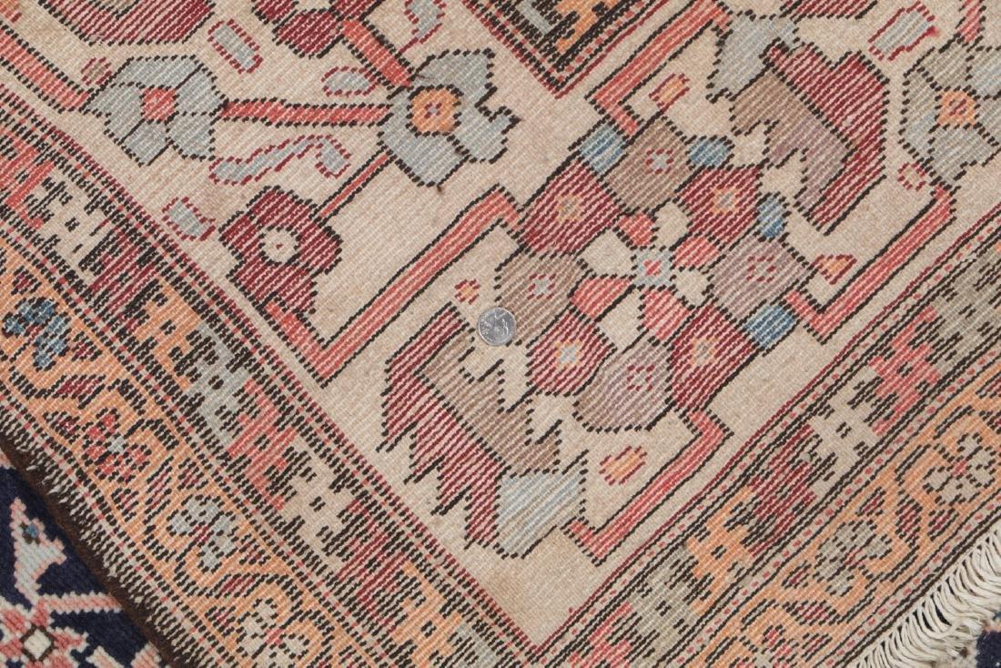 Antique Malayer Rug, Persia: 6'11'' x 5'11'' - 5