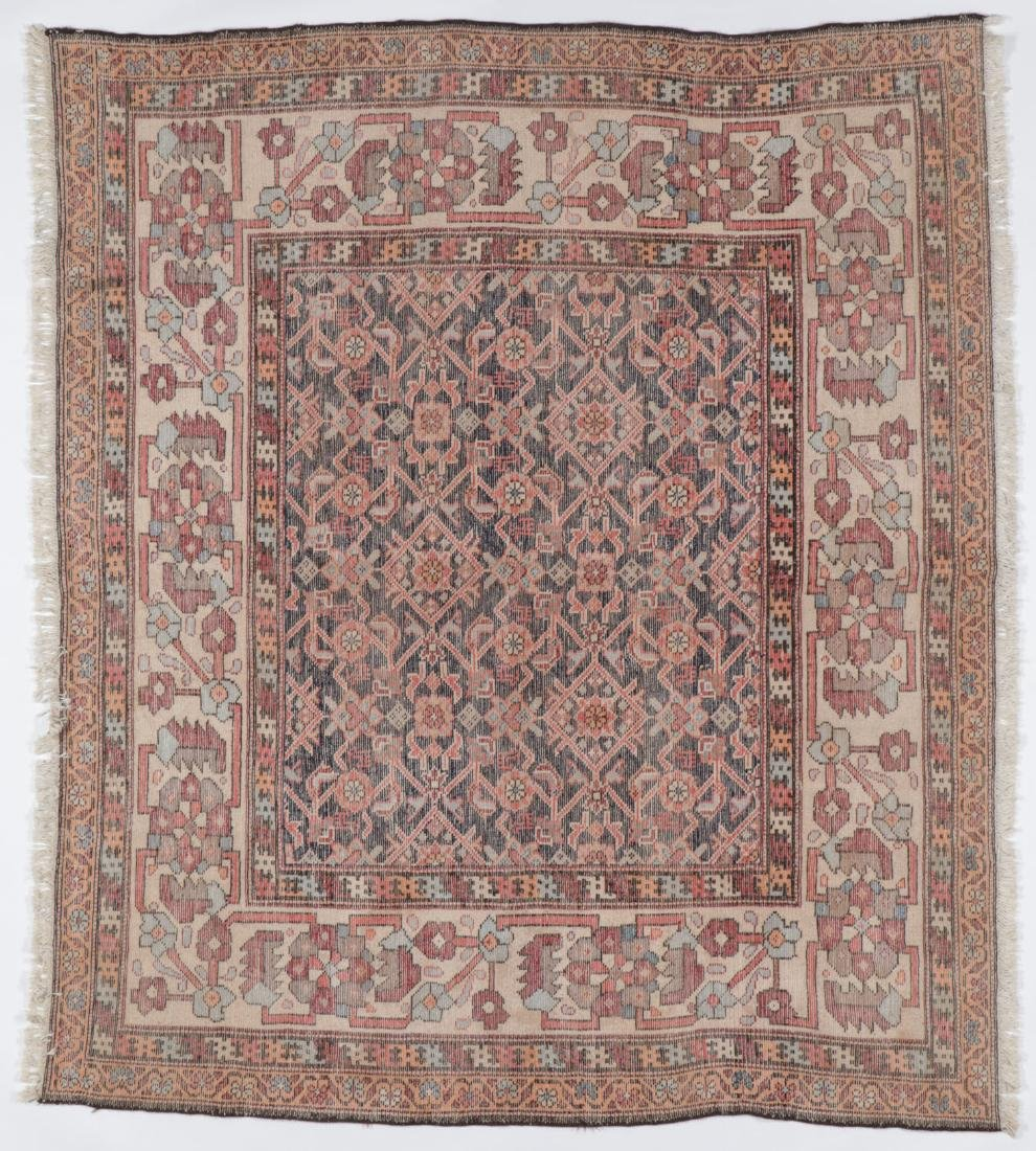 Antique Malayer Rug, Persia: 6'11'' x 5'11'' - 6