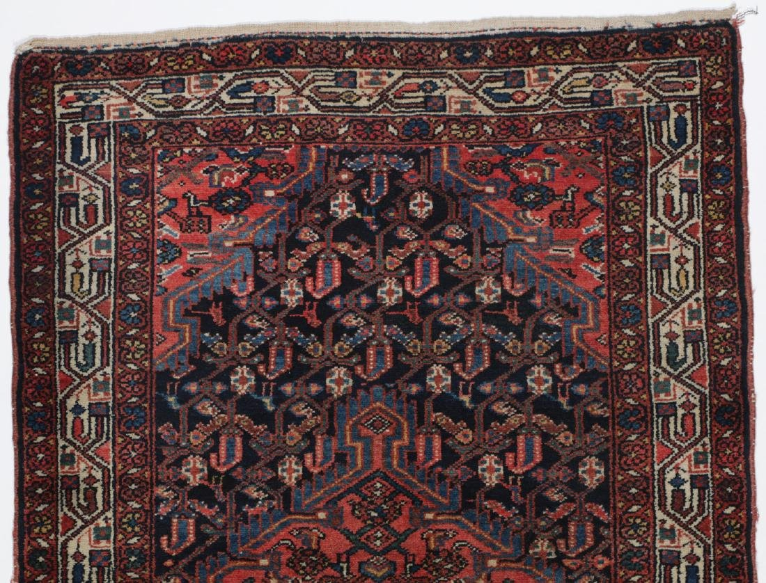 Antique Malayer Rug, Persia: 3'2'' x 5'0'' - 3