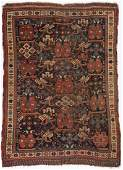 Antique Afshar Rug Persia 37 x 411