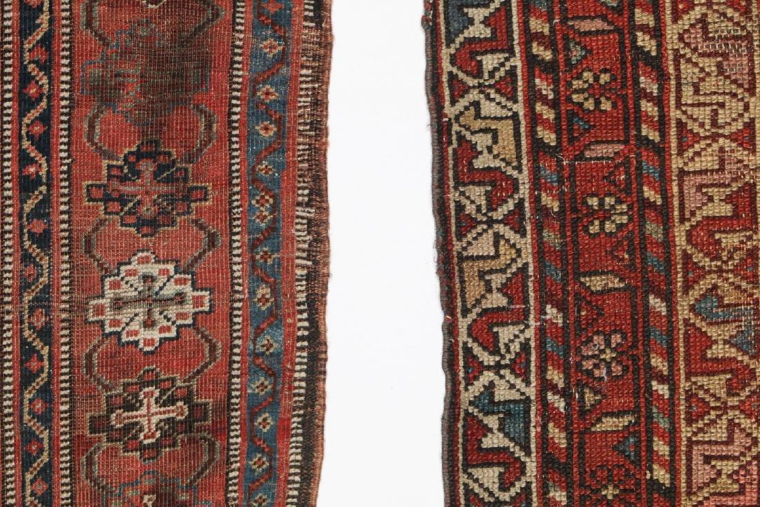 2 Antique Persian Rugs - 2