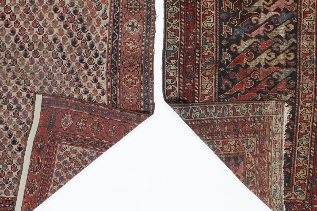 2 Antique Persian Rugs - 3