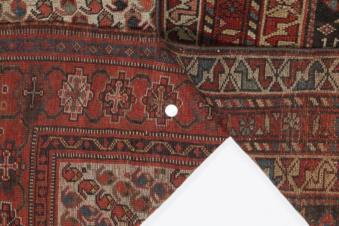 2 Antique Persian Rugs - 4