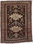 Antique Shirvan Rug: 3'0'' x 4'1''