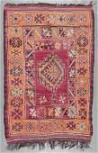 SemiAntique Moroccan Rug 41 x 65