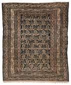 Antique Hamadan Rug 50 x 61