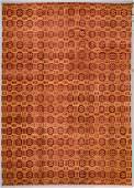 Modern Tibetan Rug: 10'4'' x 14'3''