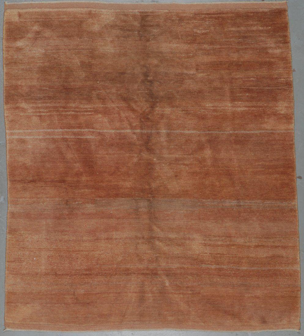 Vintage Turkish Yatak Rug: 5'3'' x 9'5''