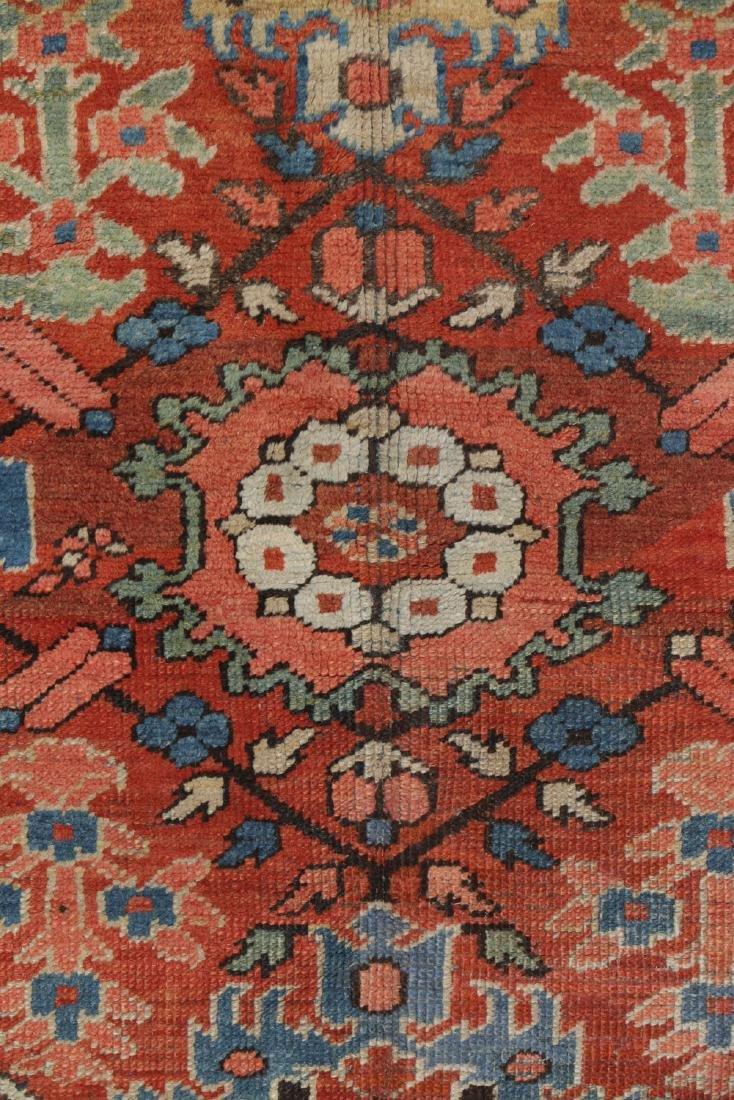 Heriz Rug, Persia: 9'6'' x 11'2'' - 2