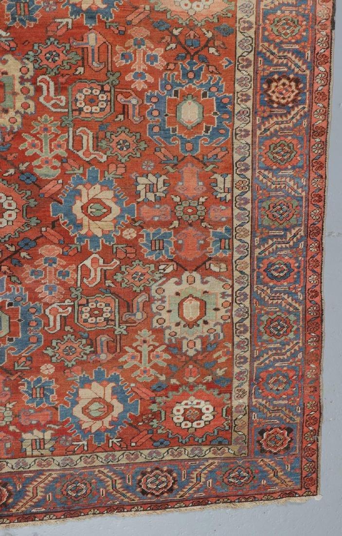 Heriz Rug, Persia: 9'6'' x 11'2'' - 3