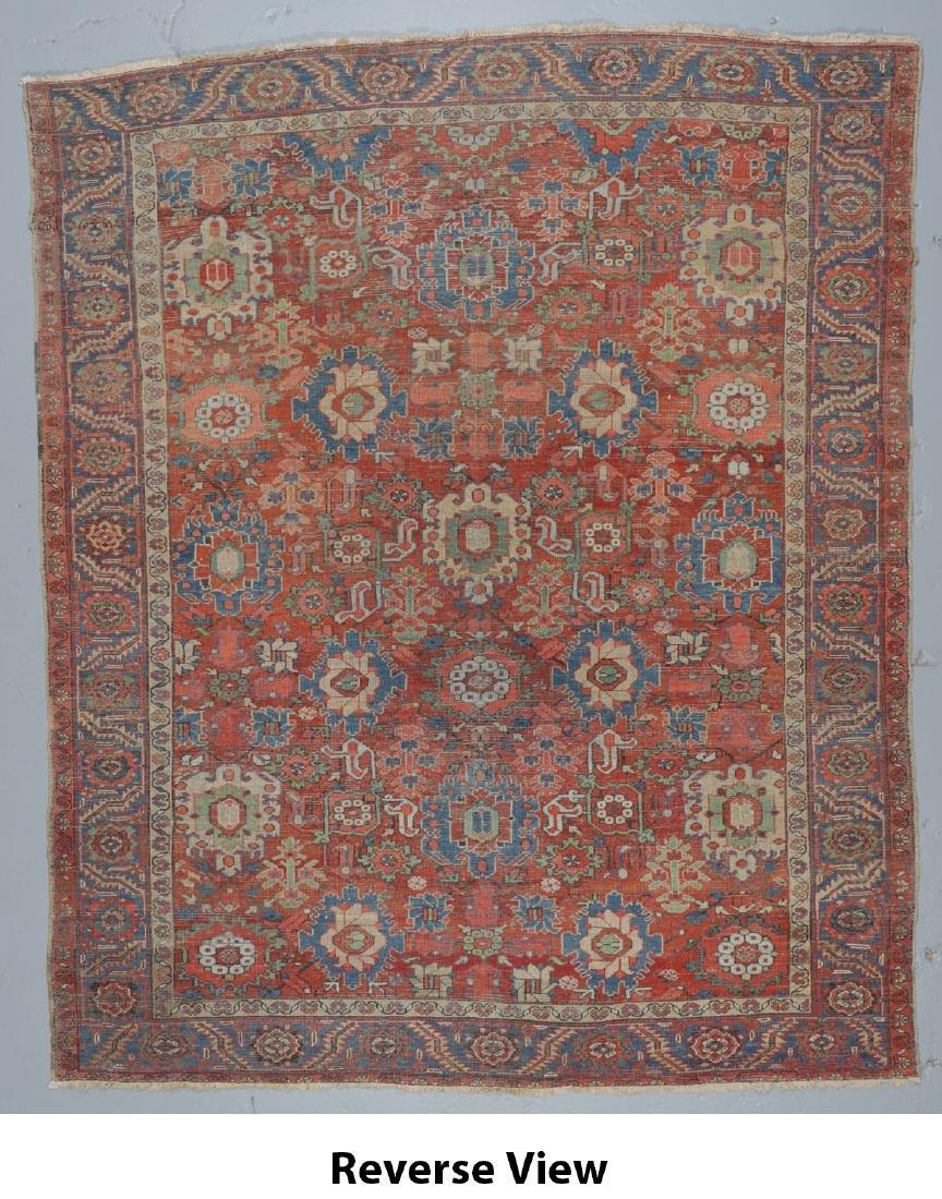 Heriz Rug, Persia: 9'6'' x 11'2'' - 6