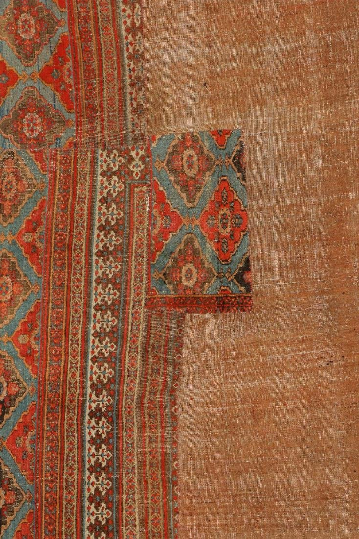 Mansion-Size Persian Patchwork Carpet, 14'7'' x 25'7'' - 2