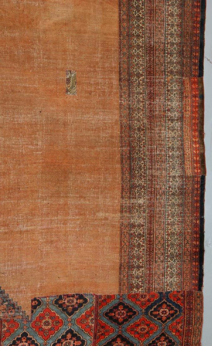 Mansion-Size Persian Patchwork Carpet, 14'7'' x 25'7'' - 4