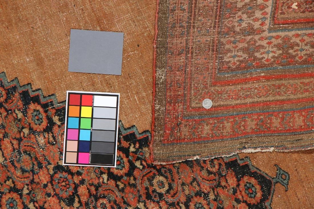Mansion-Size Persian Patchwork Carpet, 14'7'' x 25'7'' - 6