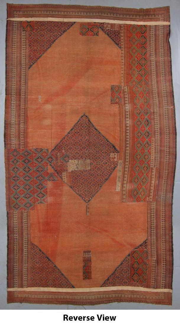 Mansion-Size Persian Patchwork Carpet, 14'7'' x 25'7'' - 8