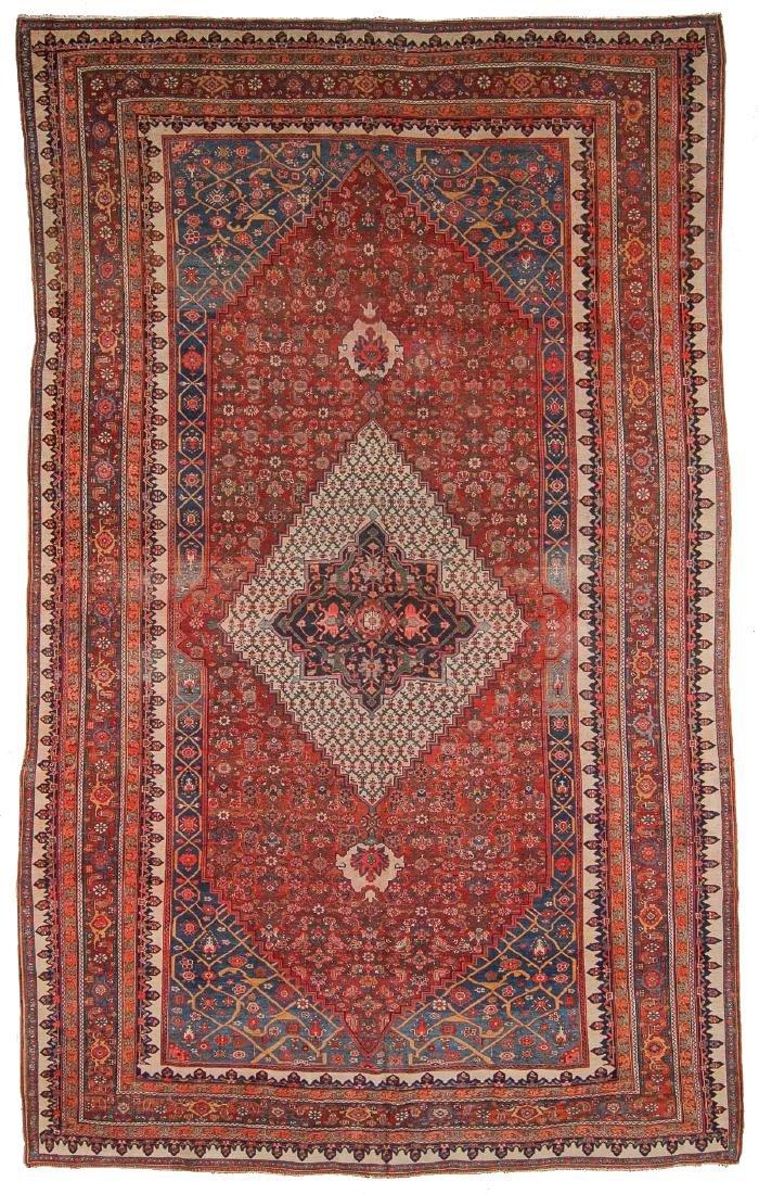 Bidjar Rug, Persia: 11'7'' x 18'8''