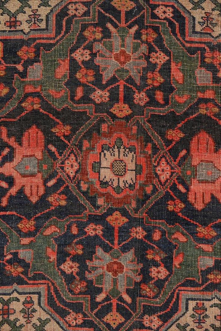 Bidjar Rug, Persia: 11'7'' x 18'8'' - 2