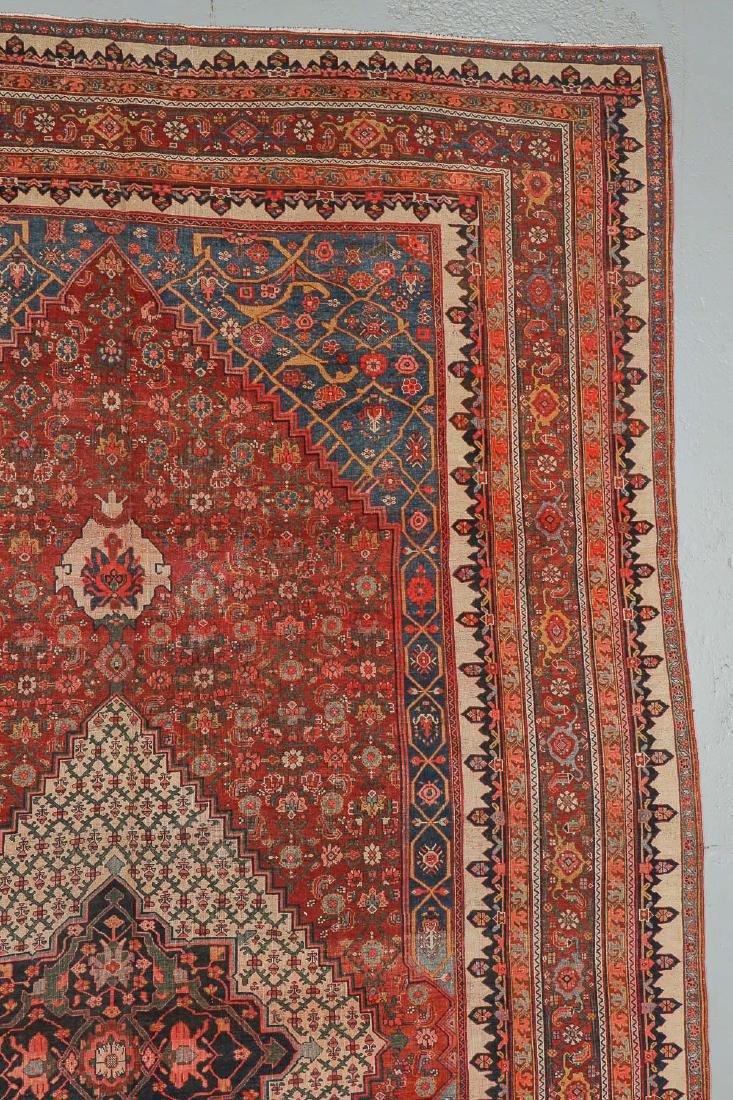 Bidjar Rug, Persia: 11'7'' x 18'8'' - 3